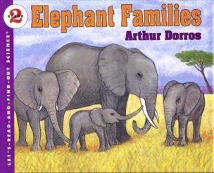 Arthur Dorros - Elephant Families